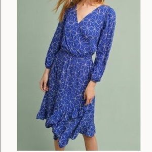 Anthropologie Aleah Dress